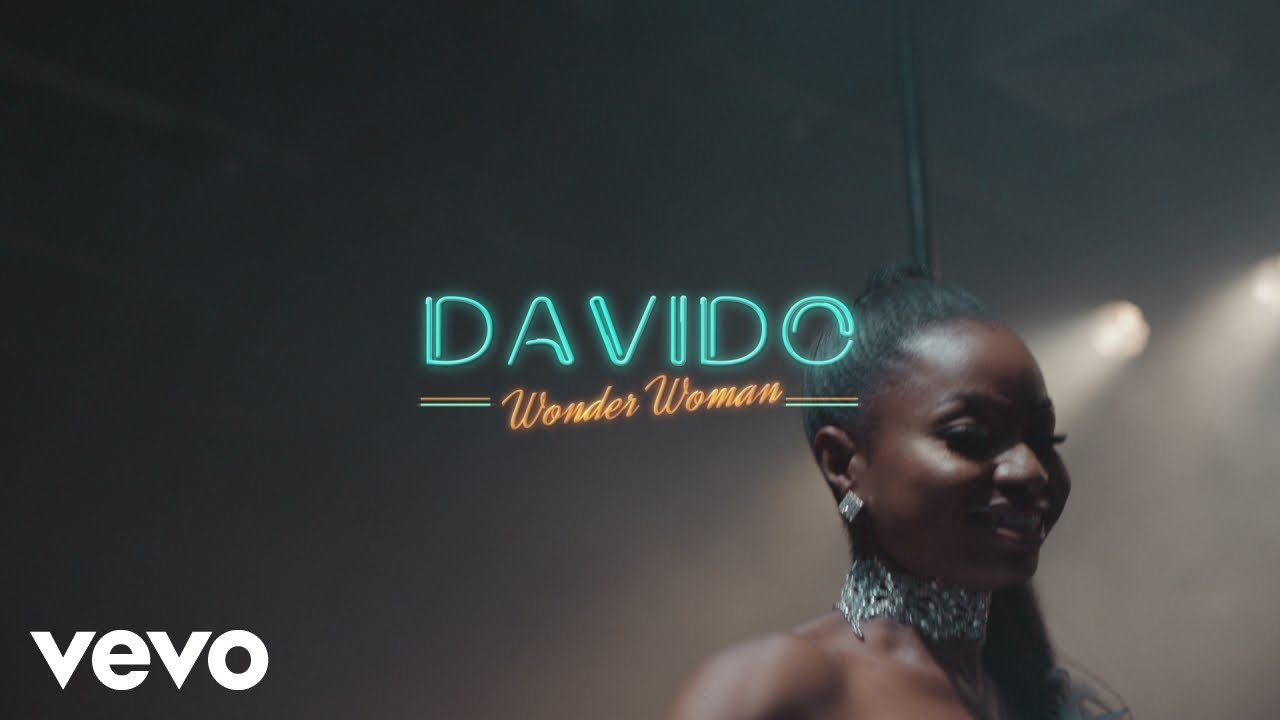Image result for davido wonder woman