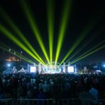 "Falz, Skales, Waje, Seyi Shay, Denrele Light Up Abuja for Yemi Alade's ""Afrikan Festival"""