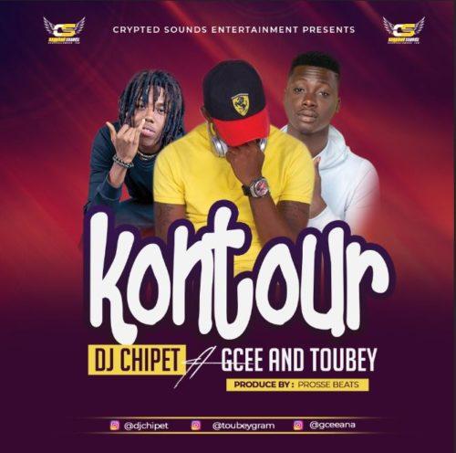 """DJ Chipet – """"Kontour"""" ft. Gcee x Toubey"""