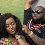 See Stunning, Romantic Pictures Of Davido & Chioma In Dubai