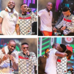 Davido & Wizkid Show Love To Each Other At Festival In Amsterdam || Watch Video