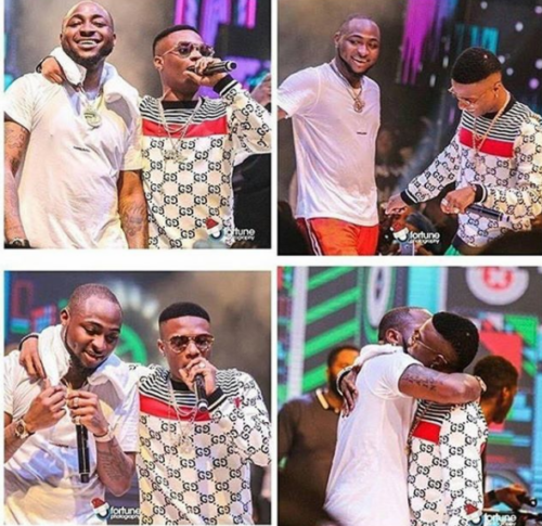 """""""So Because Of Wizkid I Should Not get Paid?"""" – Davido Replies Wizkid Fan Who Tried To Troll Him 1"""