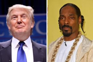 "Snoop Dogg Calls US President; Donald Trump, A ""Punk Mothafucka"""