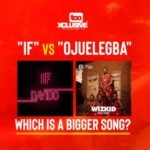 """""""IF"""" vs """"Ojuelegba""""… Which Is A Bigger Song?"""