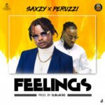 "Saxzy – ""Feelings"" ft. Peruzzi"