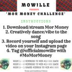 """Mowille – """"Mor Money"""""""