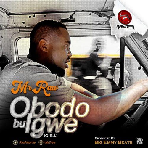 Image result for Mr Raw – Obodo Bu Igwe