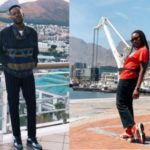 Simi & Adekunle Gold Share Amazing Moments From Their Honeymoon