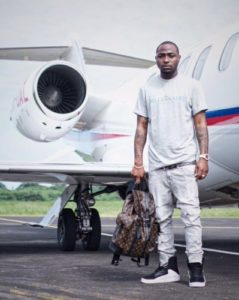 Davido Set To Buy Another Private Jet