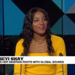 "VIDEO: Seyi Shay Talks ""Gimme Love"" & Taking Afrobeats Global on France24"