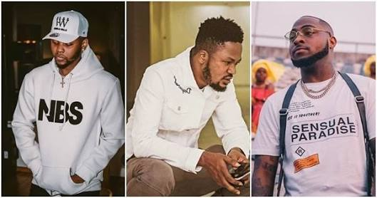 Kizz Daniel Fires Manager After Slap Controversy With Davido (SEE