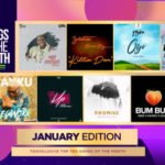 Top 10 Nigerian Songs For The Month – January 2019 Edition