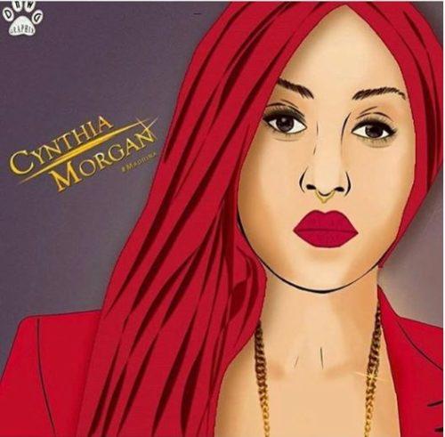 """Cynthia Morgan (Madrina) – """"Porsche Panamera"""""""