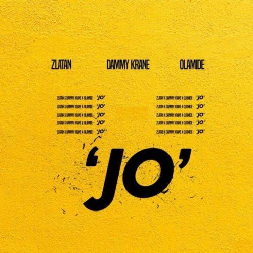 """Dammy Krane – """"Jo"""" ft. Zlatan x Olamide"""