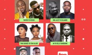 Which Has Been The Maddest Beef So Far In The Nigerian Music Industry?
