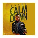 """Wayde – """"Calm Down"""""""