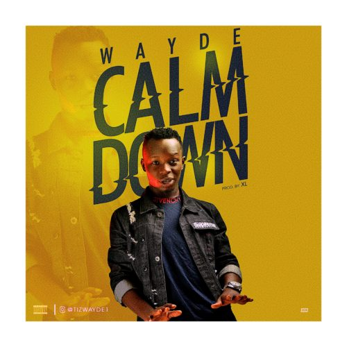 "Wayde – ""Calm Down"""