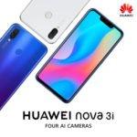 HUAWEI Nova 3i's AI Feature Delivers A Seamless User Experience