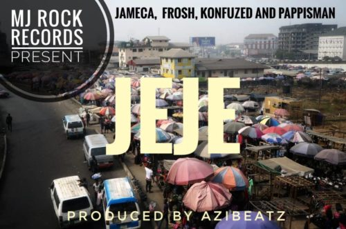 Download Azi – Jeje MP3 1