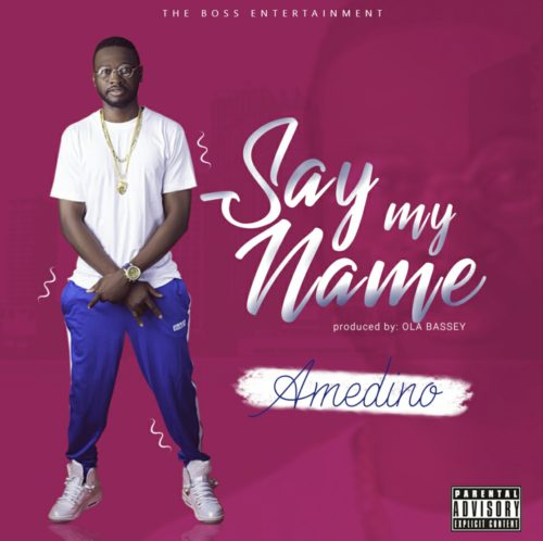 Download Amedino - Say My Name MP3 1