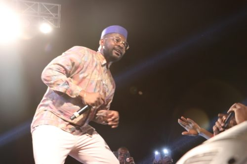 M.I And Friends Thrill Fans With A Night To Remember As CBN Tour Makes Stop In Abeokuta