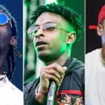 Offset Claps Back At Chris Brown Over 21 Savage Post