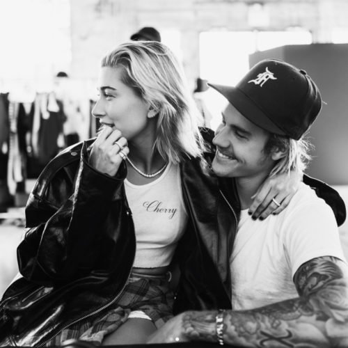 Justin Beiber & Wife, Hailey Break The Internet With Raunchy Photos