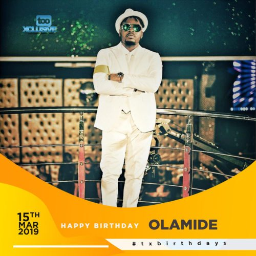 Happy 30th Birthday To Olamide (Baddo)… Send Your Wishes!!