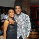 Watch Burna Boy's Mother Send Message To Black Americans, Advises Them Not To Forget Their Roots