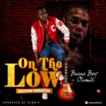 "Burna Boy X Olumix – ""On The Low"" (Guitar Cover)"