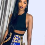 Tiwa Savage Flies All Female Entertainment Industry Heavyweights To Abuja For Her Concert || See Picture