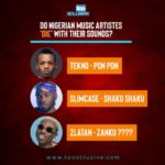 Do Nigerian Music Artistes 'Die' With Their Sounds?