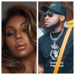 American Singer;Tamar Braxton, Requests To Be On Davido's Forthcoming Album