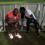Jamaican Legend, Buju Banton, Welcomes Davido To Bahamas