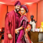 Banky W Congratulates Wife; Adesuwa, For Appearing On The Cover Of Vogue Magazine