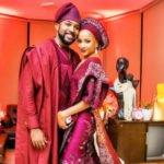 Banky W Celebrates Wife, Adesua Etomi As She Turns 32