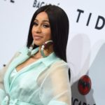 Watch Epic Moment Cardi B Stepped Her Legs In Lagos, Nigeria