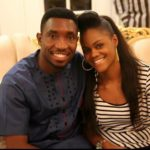 Timi Dakolo & Wife; Busola Celebrate 7 Years Wedding Anniversary.