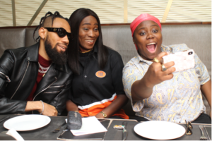 "TomTom – Signs On ""Phyno"" And ""Teni"" As Ambassadors"