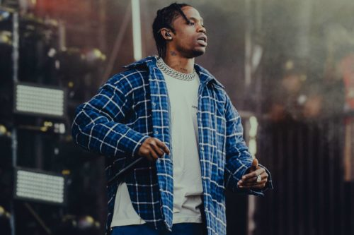 Travis Scott Sets Record As He Makes 1.7 Million At Sold Out Show In L.A