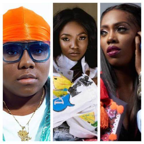 Tiwa Savage, Simi & Teni – Kiss One, Marry One, Jail One