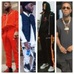 Davido, Wizkid, Patoranking & Burna Boy – Who Has The Most Stylish Dress Sense?