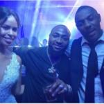 See The Story Behind How Hollywood Actor, Idris Elba Got Davido To Perform At His Wedding In Morroco