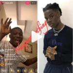 Zlatan Ibile Mocks Mavin New Act; Rema, As He Mimicks The Singer In A Sarcastic Manner | Watch