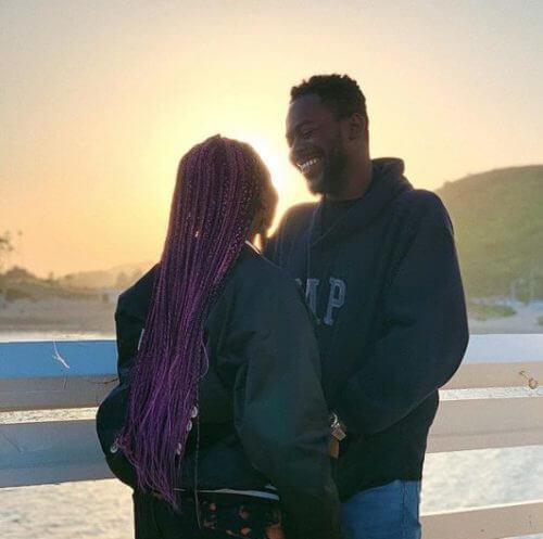 Singer, Simi Calls Her Husband Adekunle Gold A Traitor