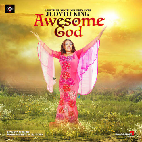 "Judyth King – ""Awesome God"""