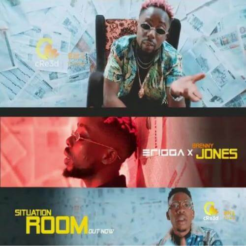 "Erigga – ""Situation Room"" ft. Brenny Jones"