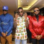 "Burna Boy x Vector x Praiz – ""No Be Water"""