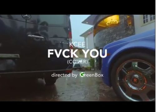 "Kcee – ""Fvck You"" (Cover)"