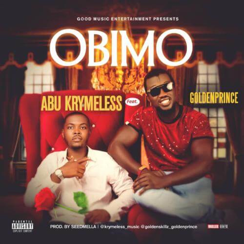 "Abu Krymeless – ""Obimo"" ft. GoldenPrince"